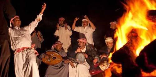 Sharm el-Sheikh: Evening Desert Tour with Bedouin Dinner
